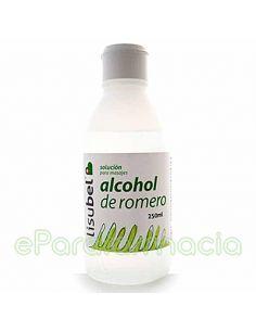 ALCOHOL DE ROMERO LISUBEL...