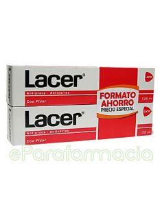 LACER FLUOR PASTA DUPLO 2 X...
